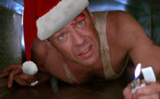 Die Hard Christmas Movies ADVENT CALENDAR