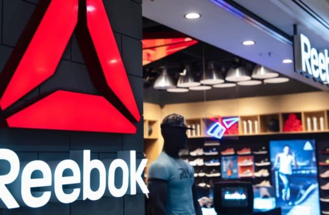 Reebok Adidas sale