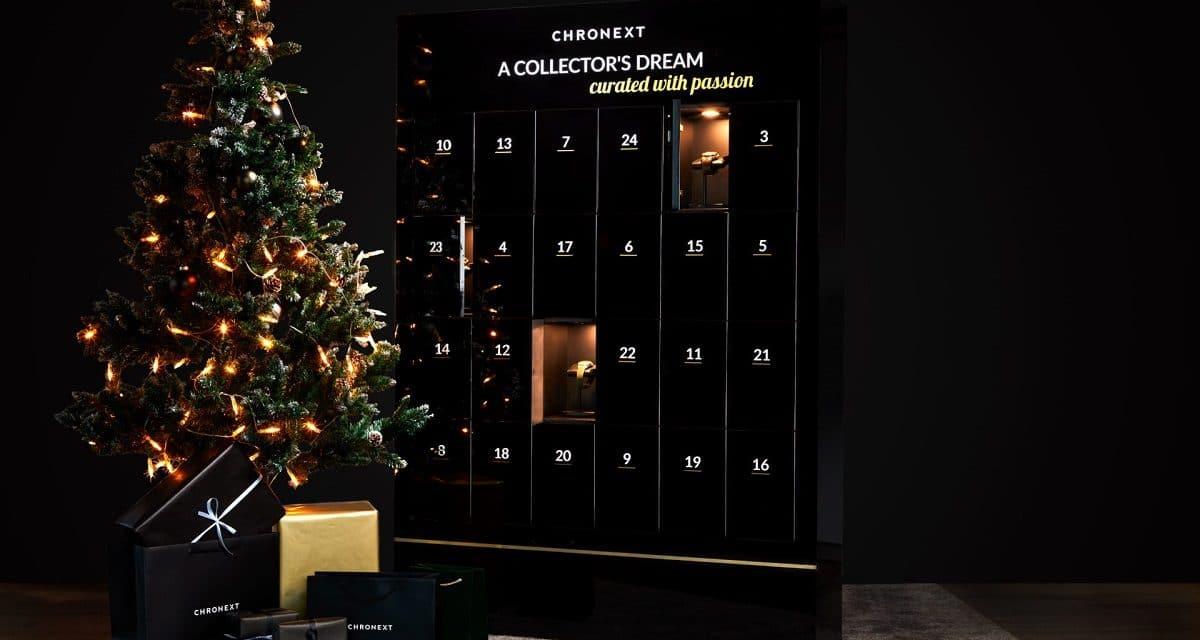 Luxury Watch Advent Calendar