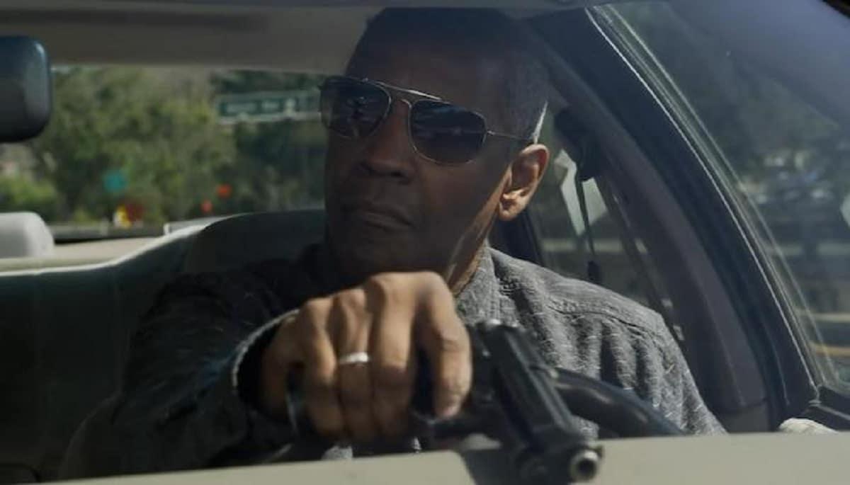 WATCH: Denzel Washington & Rami Malek Hunt Jared Leto In 'The Little Things' - Boss Hunting