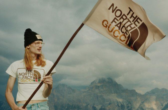 north face gucci