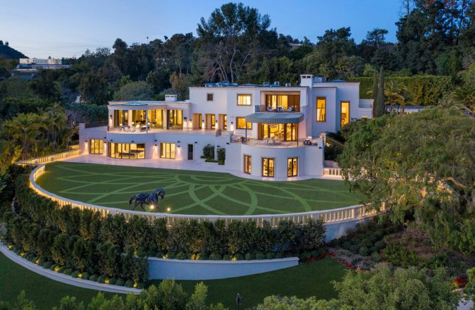 king of las vegas steve wynn beverly hills mansion