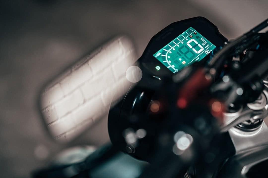 Sondors Electric Motorcycle - metacycle