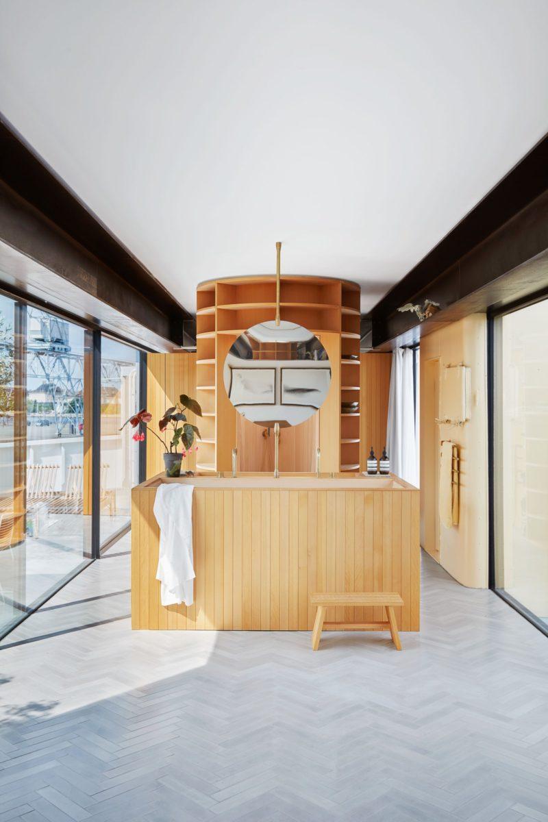 Bjarke Ingels Ferry House - Bukken-Bruse