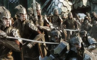 Amazon Lord of the Rings series official plot synopsis