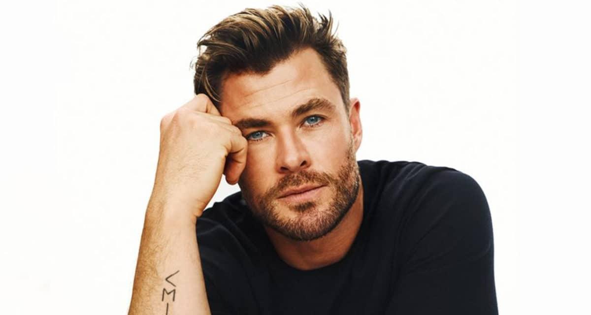 Chris Hemsworth Hugo Boss