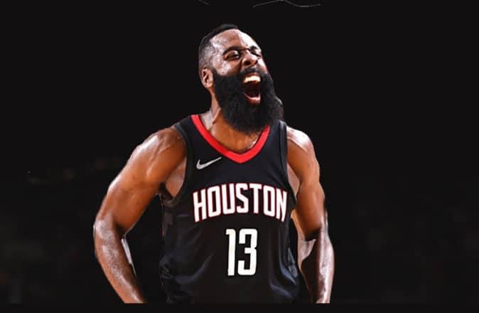 James Harden Houston Rockets Brooklyn Nets Trade