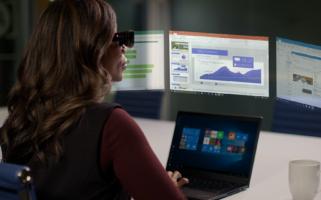 Lenovo ThinkReality A3 smartglasses