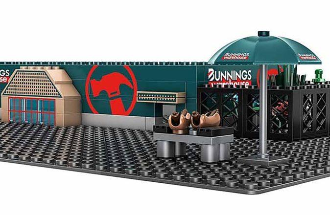 bunnings lego