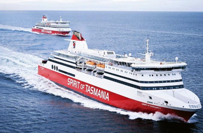 spirit of tasmania free car motorcycle travel 2021