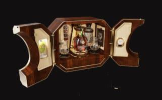 $2 MILLION WHISKEY SET emerald isle collection