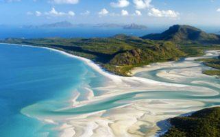 world's best beaches - whitehaven beach