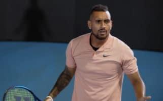 Australian Open Prize Money 2021 - Nick Kyrgios