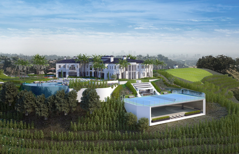 Bel Air Stella Nova Mansion