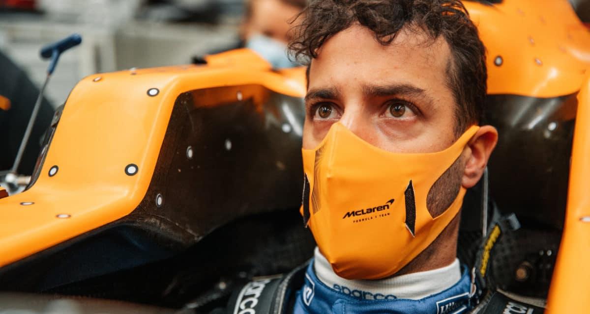 F1 Driver Salaries 2021 - McLaren Daniel Ricciardo