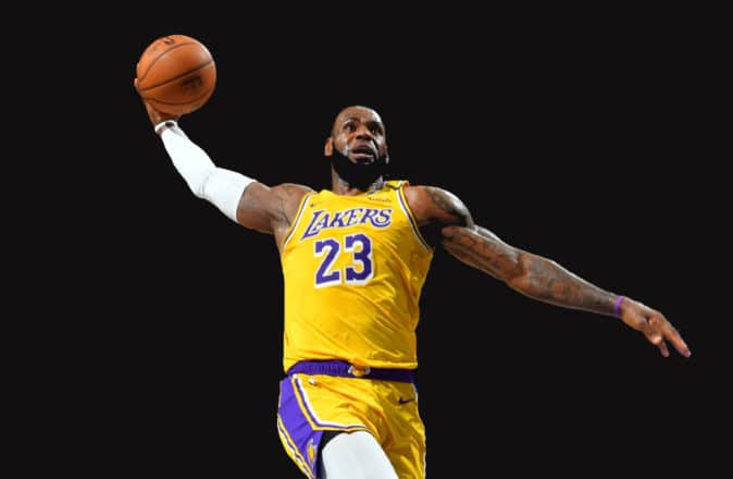 Forbes Highest-Paid NBA Players 2021 - LeBron James