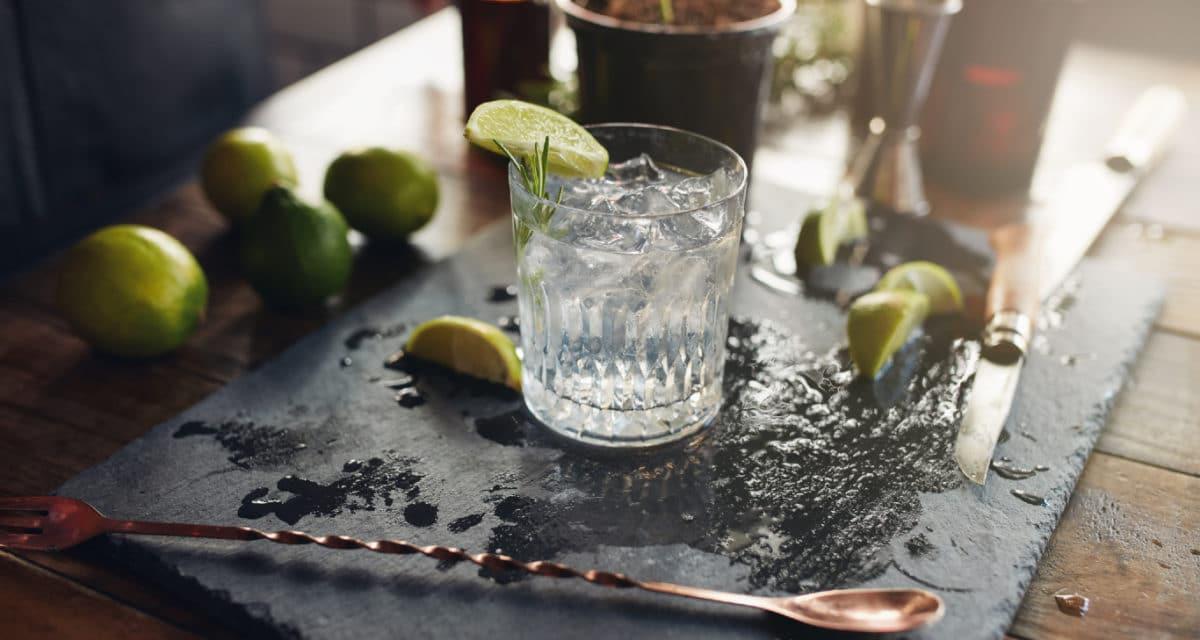 Gin & Tonic Water