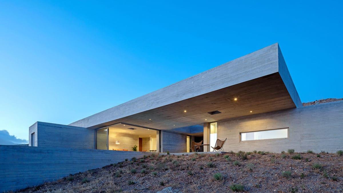 lap pool house Aristides Dallas Architects