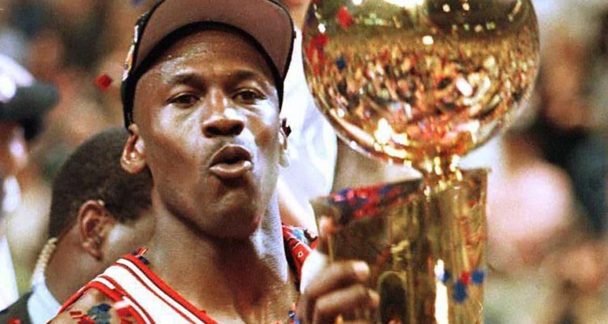 Michael Jordan Savage