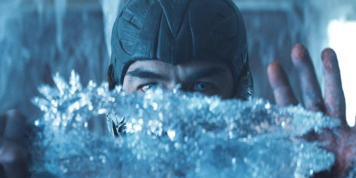 Mortal Kombat 2021 trailer - sub zero joe taslim