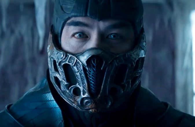 Mortal Kombat 2021 trailer