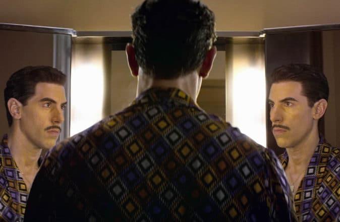 Sacha Baron Cohen Freddie Mercury David Fincher Spectacular