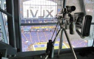 Super Bowl Snipers Nest