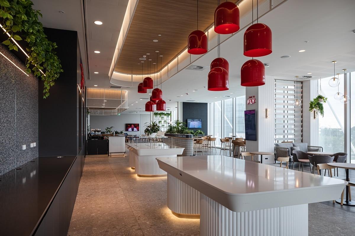 Virgin Australia Adelaide Lounge feature