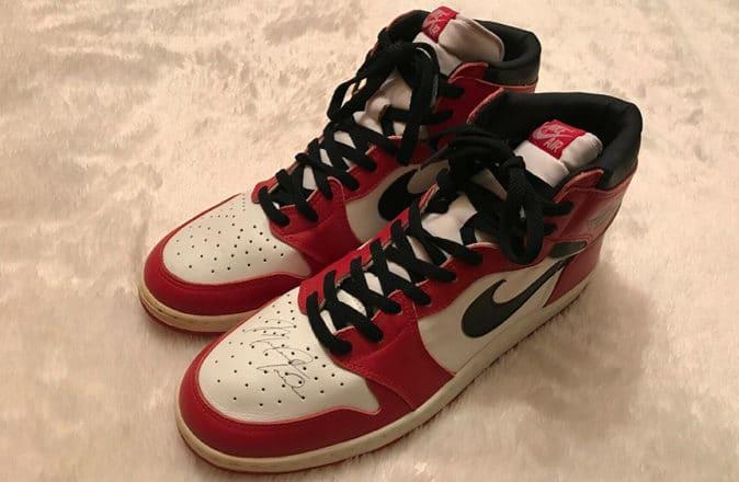 Air Jordan 1s on eBay