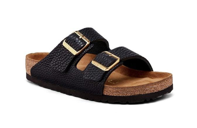 MSCHF Birkinstock shoe in black