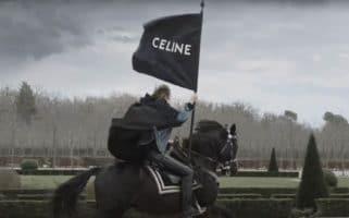 Celine Homme menswear