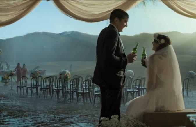 david fincher Anheuser-Busch Beer Super Bowl LV commercial