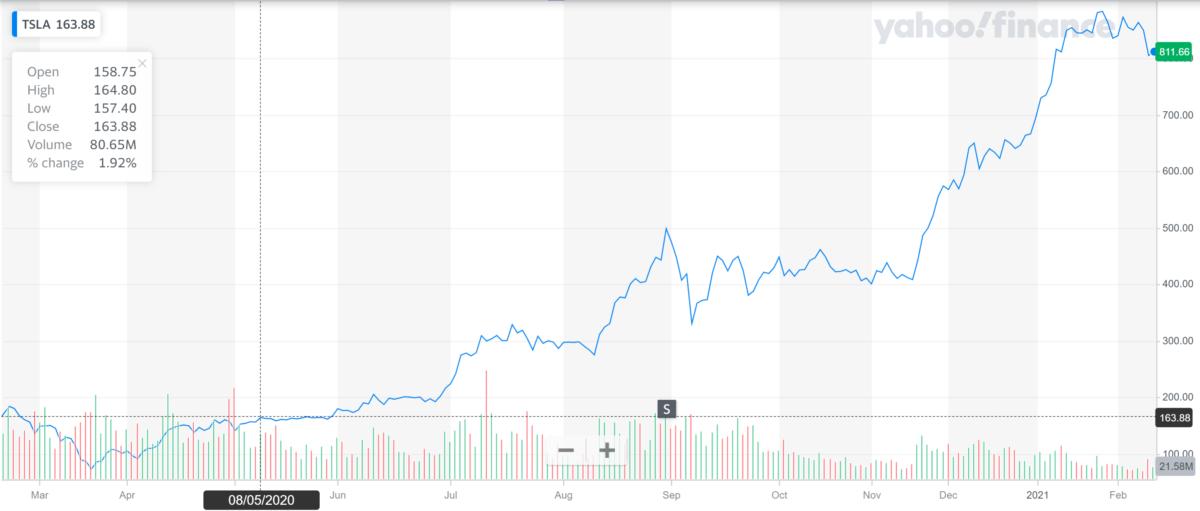 dr michael burry scion asset management tesla stock bubble short