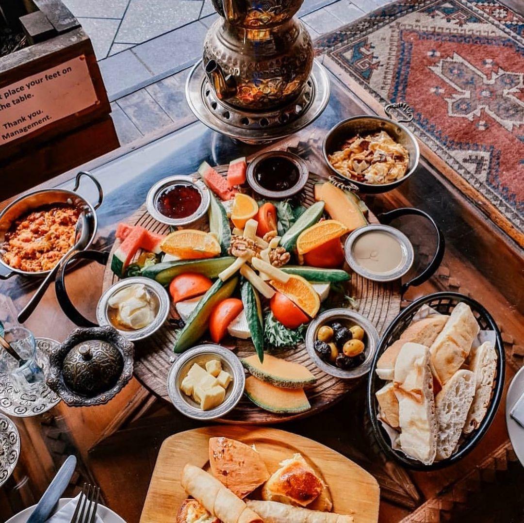 Head to Ferah for the best Turkish breakfast in Sydney.