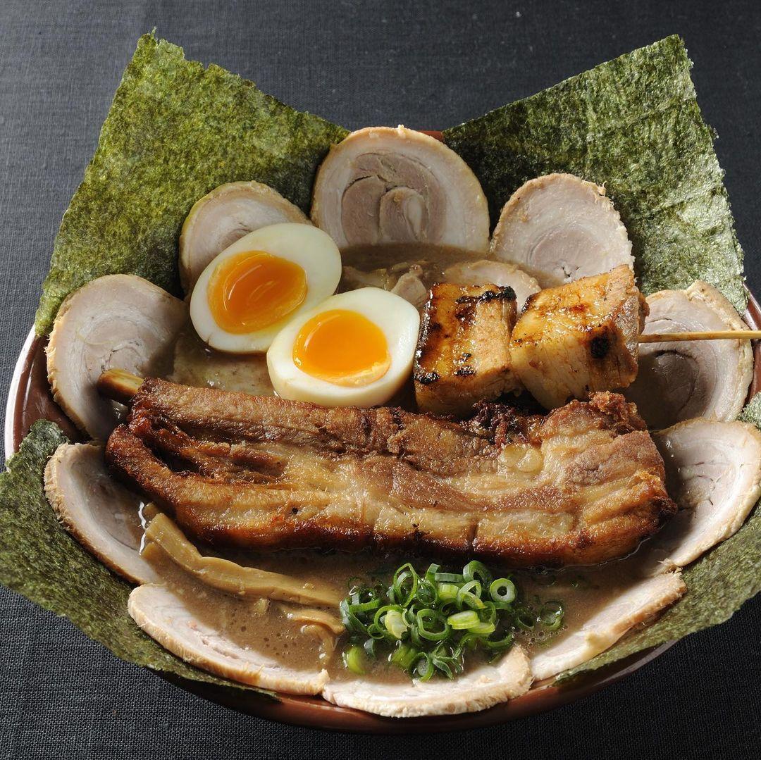 Gumshara is often referred to as the best ramen restaurant Sydney.