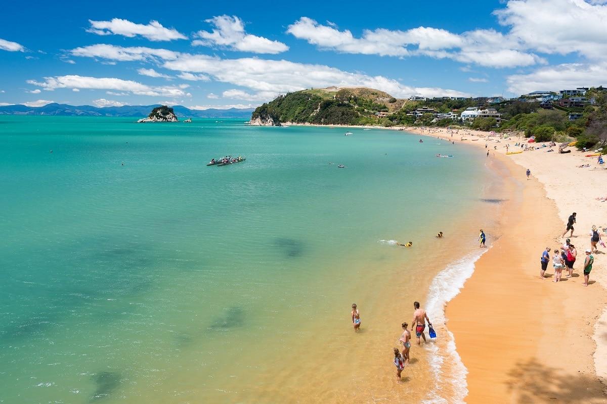 world's best beaches - Kaiteriteri Beach