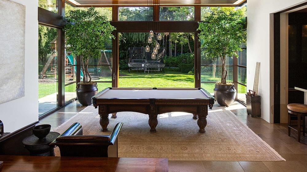 Matt Damon mansion for sale.