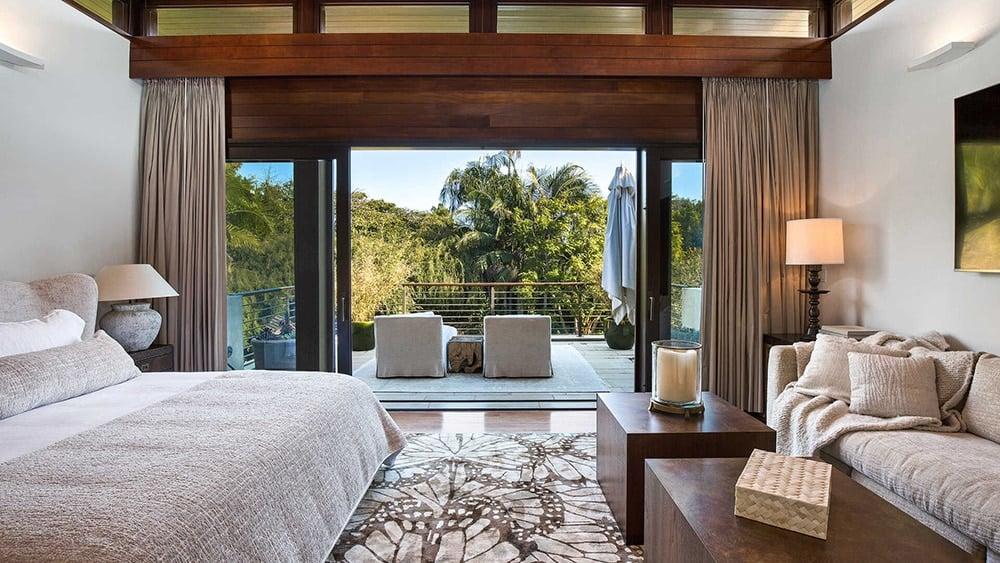 Matt Damon's zen mansion is for sale.