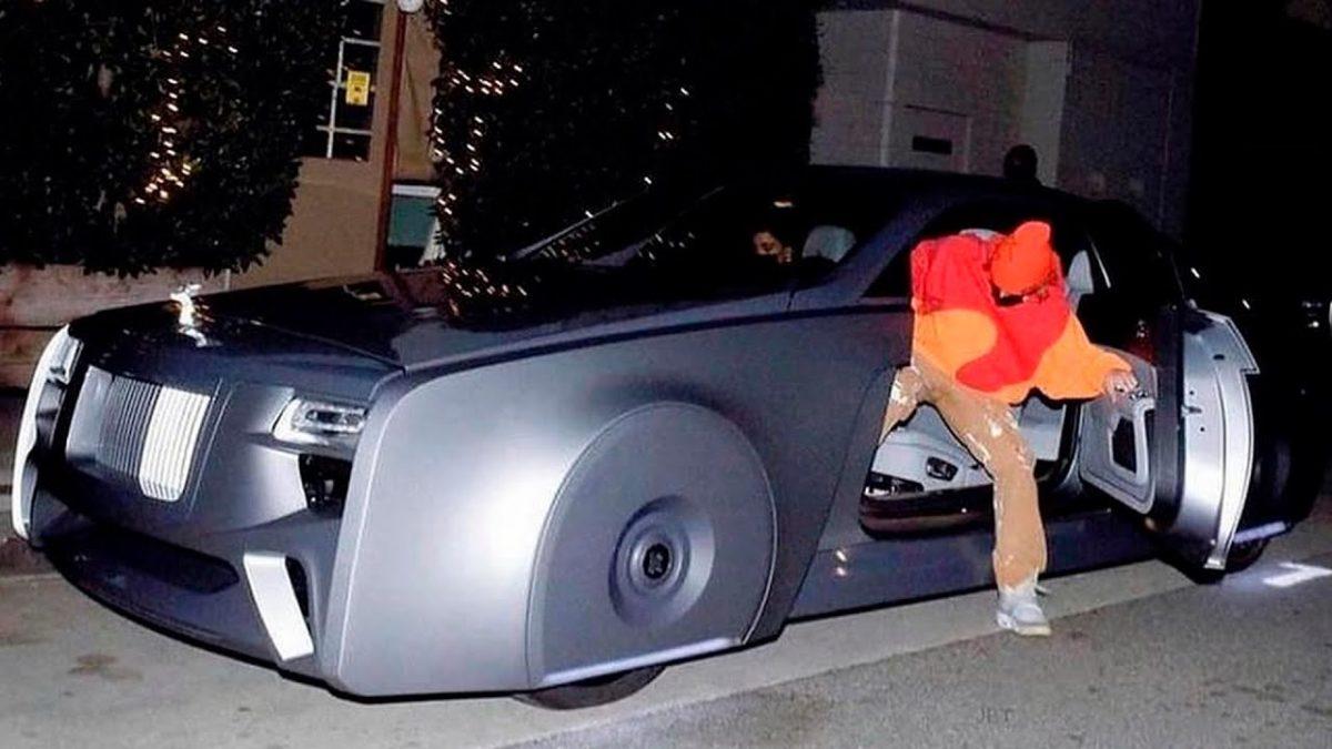 Justin Bieber 2018 custom Rolls-Royce Wraith2