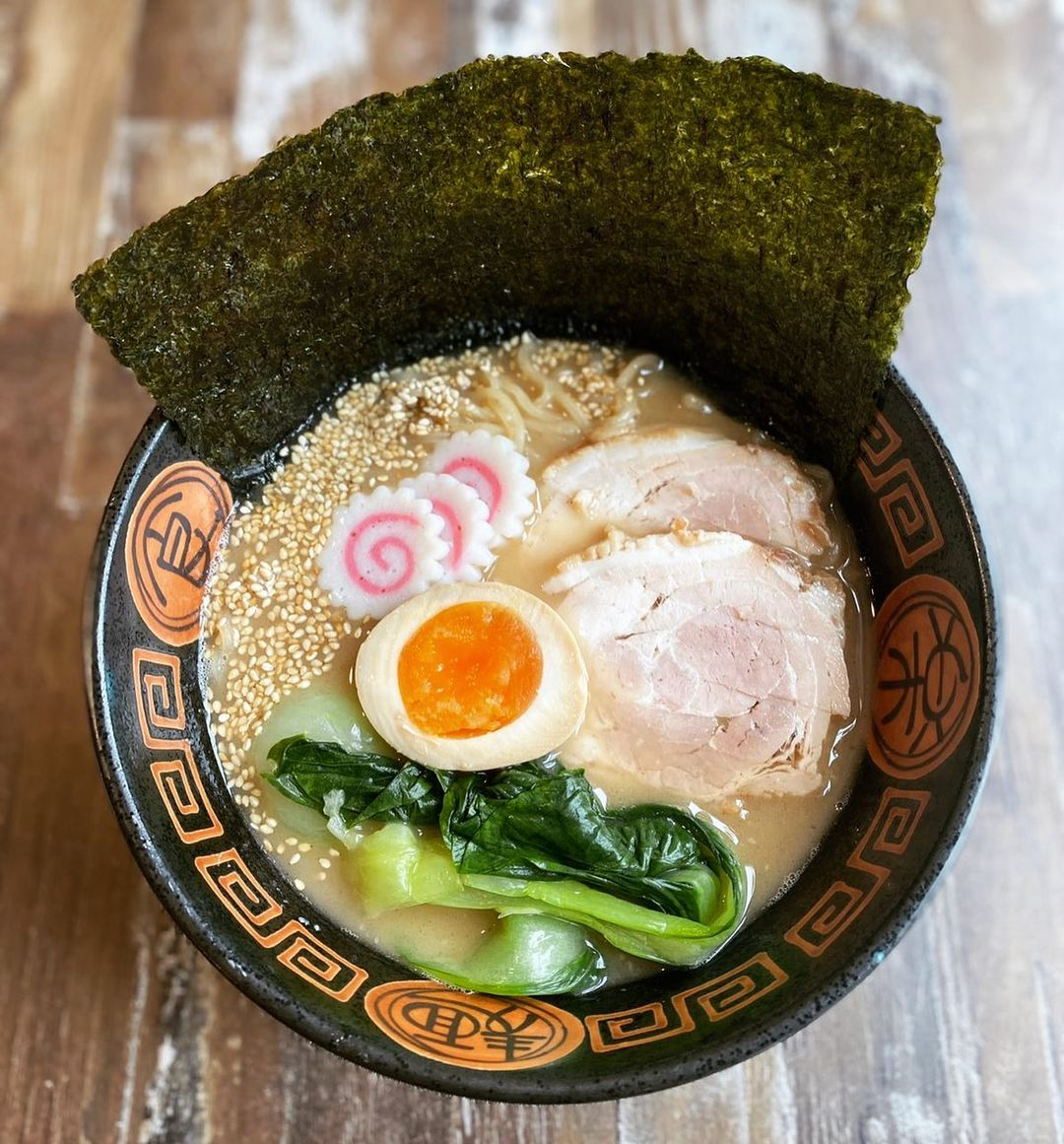 Perched in Crow's Nest, Ryo's does up some of Sydney's best ramen.