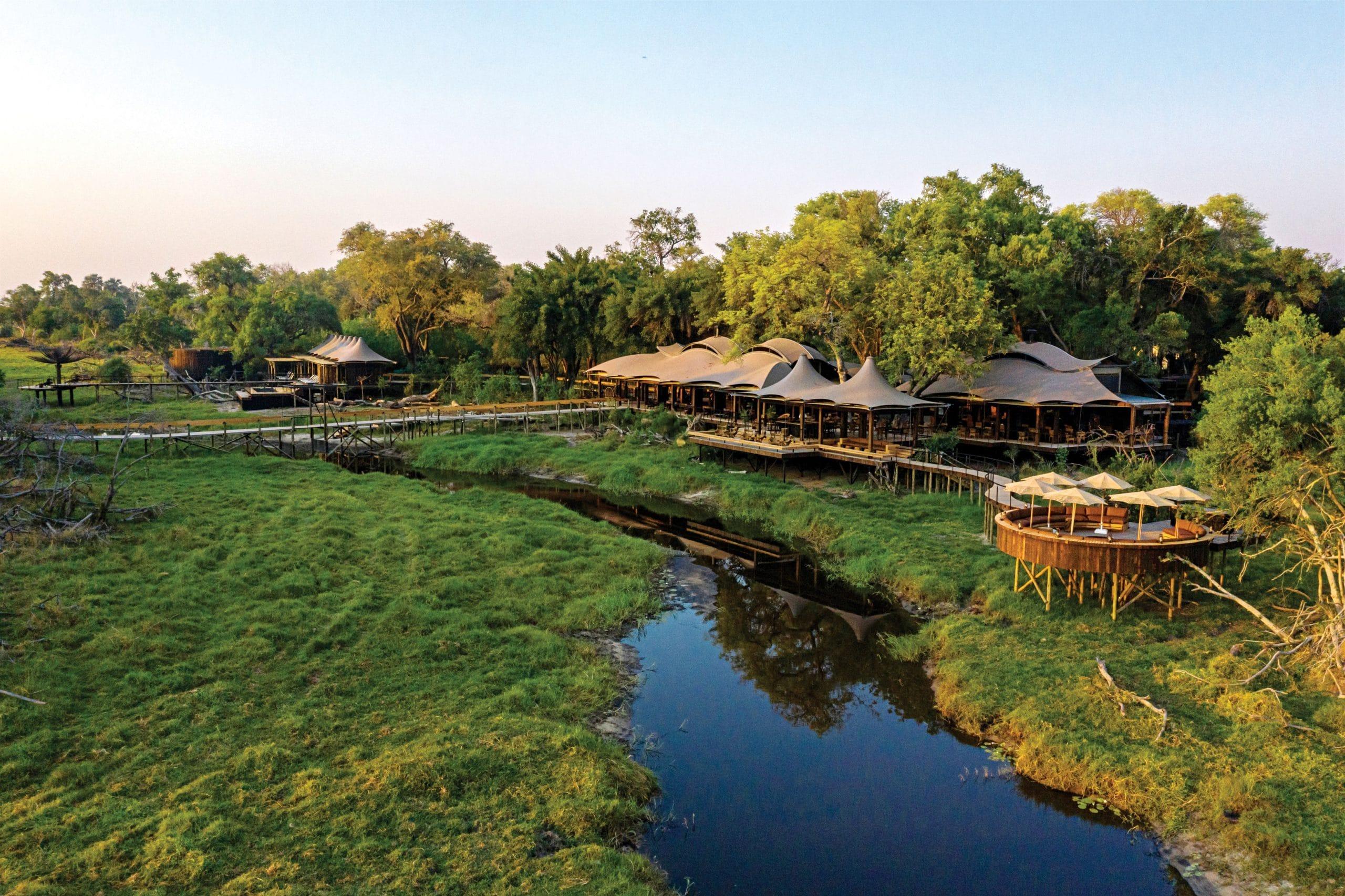 Xigera Safari Lodge