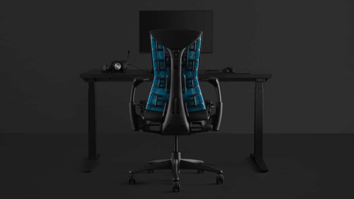 Herman Miller Logitech G Embody Gaming Chair