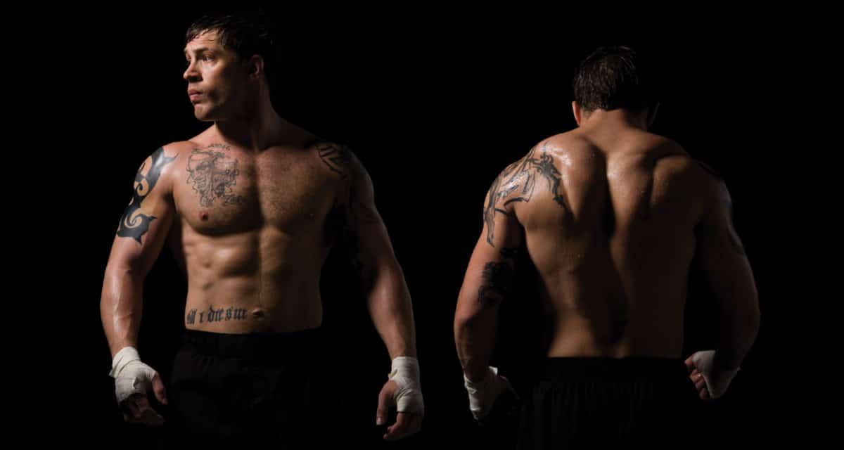 10 Best Shoulder Exercises For Men - Warrior Tom Hardy Workout