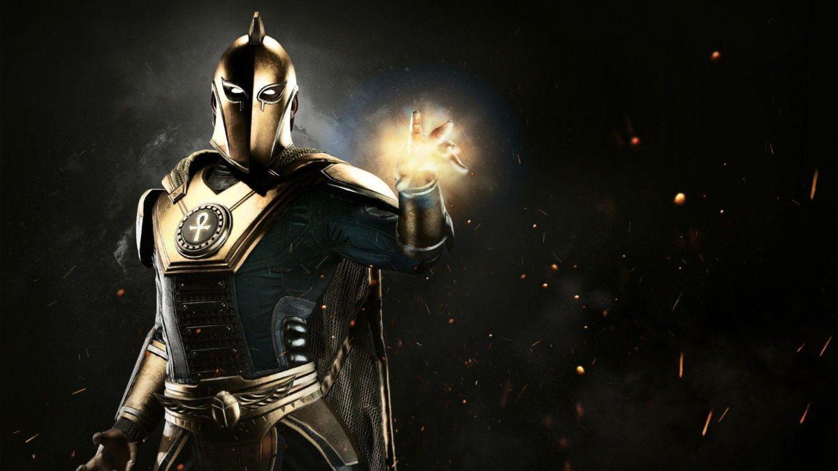 Pierce Brosnan Doctor Fate Kent Nelson Black Adam DC Universe