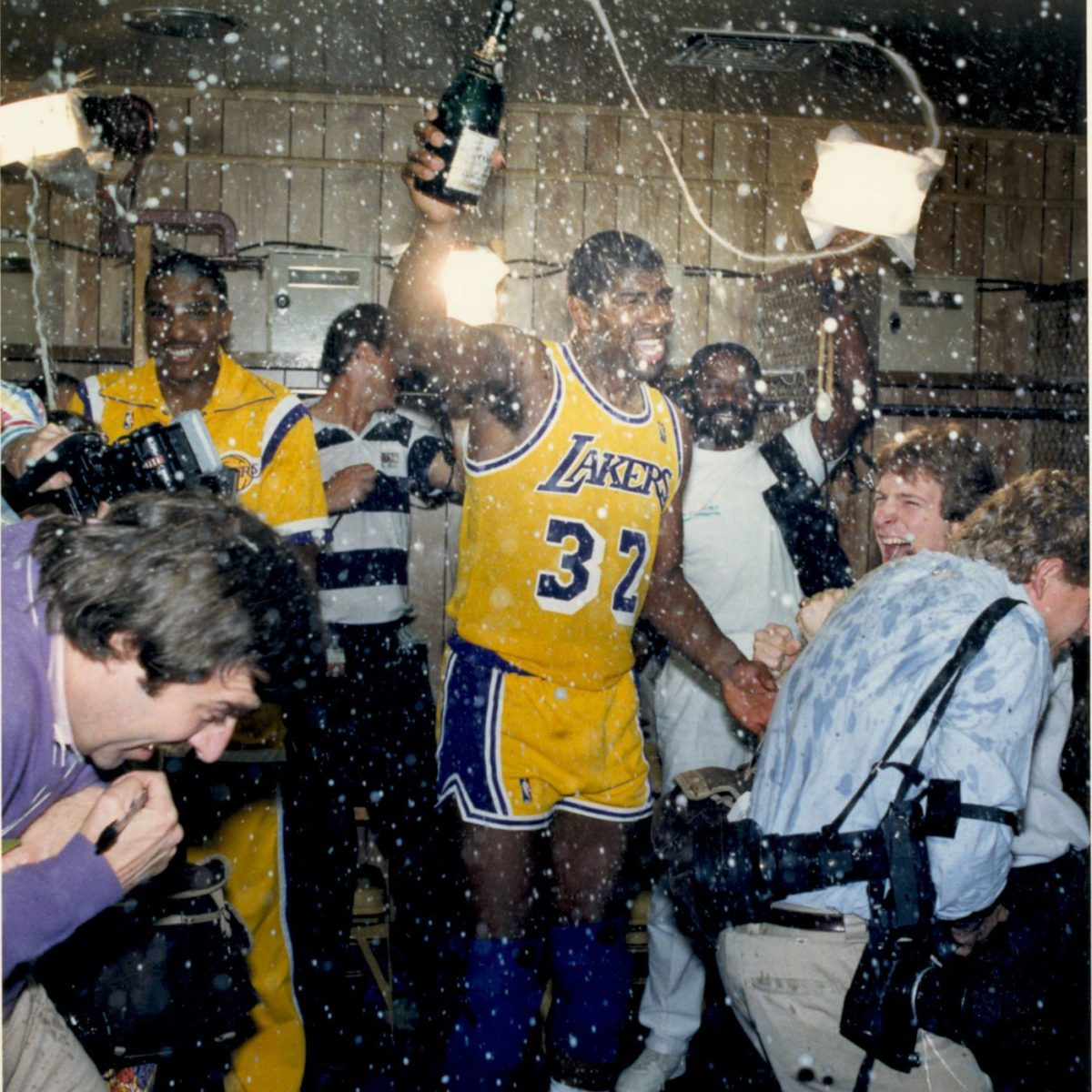 HBO Showtime Drama Series Los Angeles Lakers 80s