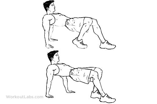 Best Shoulder Exercises  Shoulder Workouts For Men - pushups