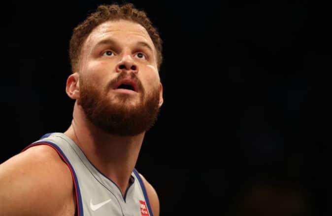 Blake Griffin Brooklyn Nets JAMES HARDEN NBA