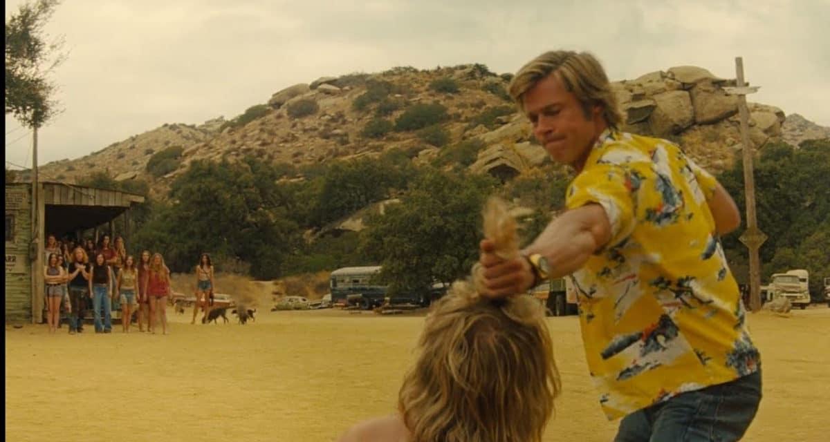 Bullet Train Brad Pitt 95% Of His Own Stunts David Leitch