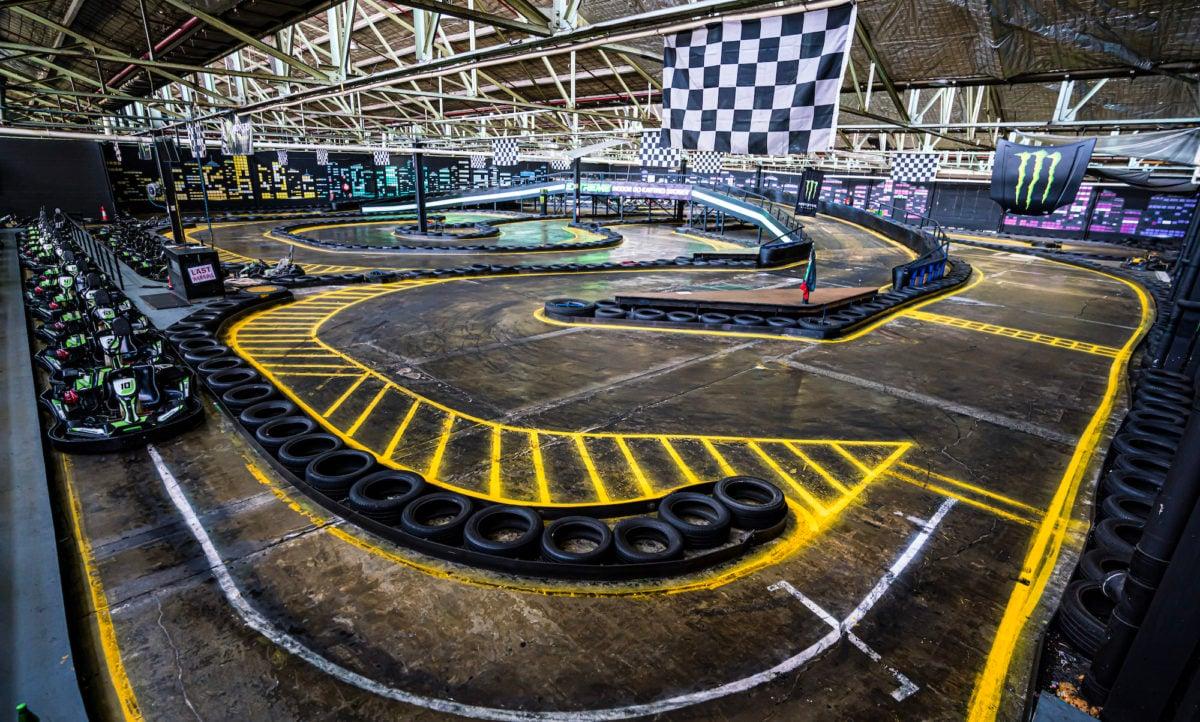 Extreme Indoor Karting