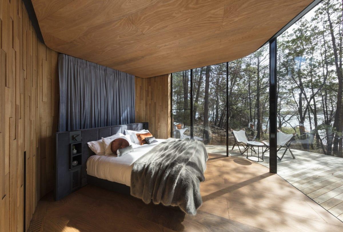 Freycinet Lodge Coastal Pavilions